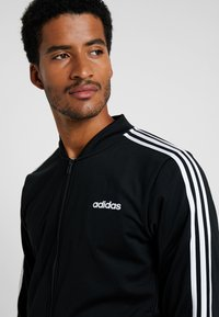 adidas Performance - SET - Tuta - black/white - 5