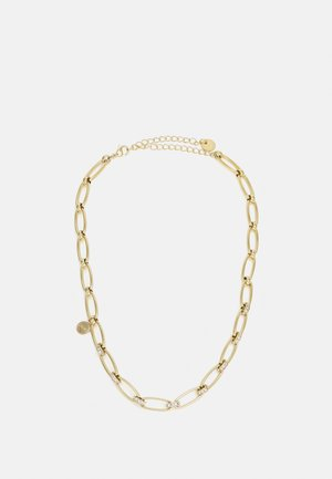 NECKLACE CATENE - Smykke - gold-coloured