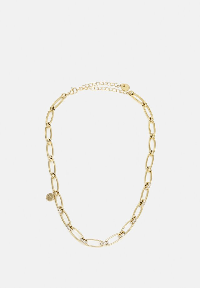 NECKLACE CATENE - Collier - gold-coloured