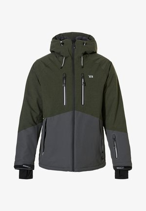 Snowboard jacket - olive