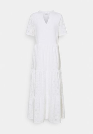 VIKAWA ANCLE DRESS - Maxi dress - cloud dancer