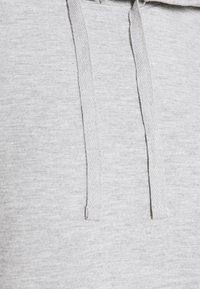 Even&Odd - Jersey con capucha - light grey - 2