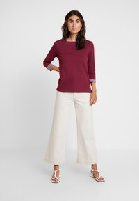 s.Oliver - 3/4 ARM - Long sleeved top - jewel red - 1