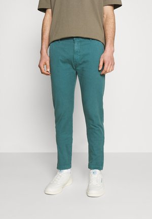 XX CHINO SLIM FIT II - Chinos - harbor blue s twill gd