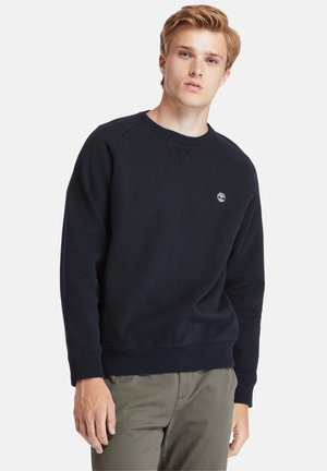 EXETER RIVER BRUSHED BACK - Sweatshirt - black