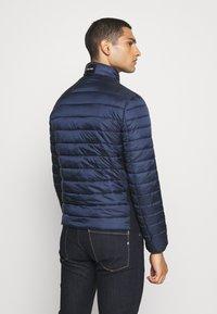 Calvin Klein - LIGHT WEIGHT SIDE LOGO JACKET - Light jacket - blue - 2
