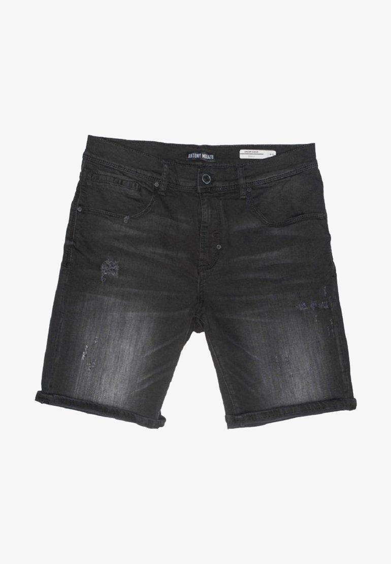 Antony Morato - Denim shorts - black