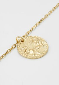 LIARS & LOVERS - LION COIN - Necklace - gold-coloured - 3