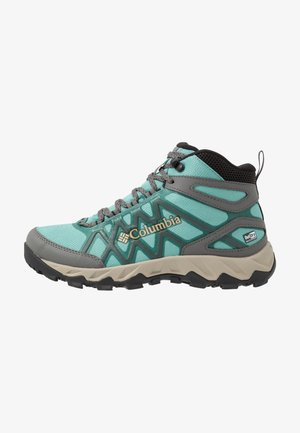 PEAKFREAK X2 MID OUTDRY - Hikingschuh - copper ore/warm gold