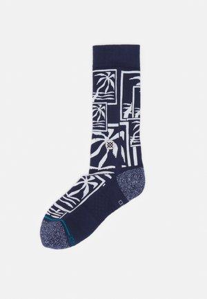 SQUALL - Socks - navy