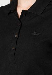 Lacoste - Poloshirt - black - 4
