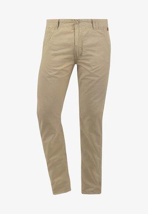 TROMP - Chinos - beige brown
