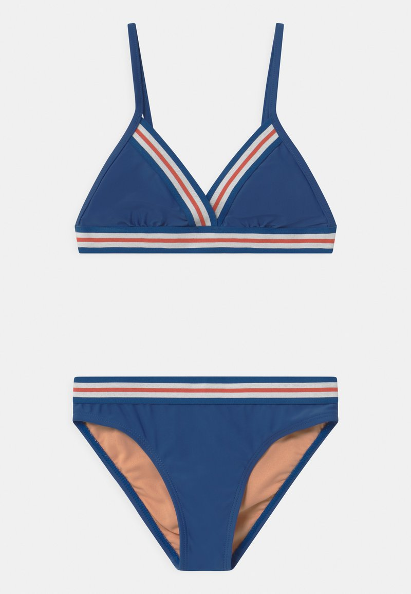 Brunotti - AWAN SET - Bikiny - deep blue