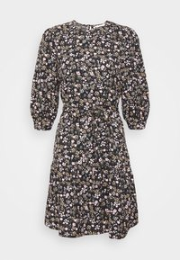 ONLY - ONLRIKKA DRESS - Kjole - black - 5