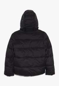 Abercrombie & Fitch - ESSENTIAL PUFFER  - Down jacket - black - 1