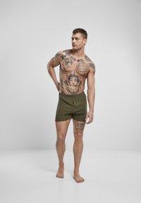 Brandit - Boxer shorts - olive - 1