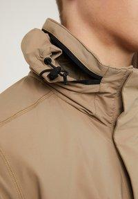 CHASIN' - SATURN LIGHT - Short coat - beige - 7