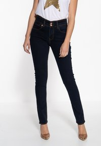 Amor, Trust & Truth - Slim fit jeans - dunkelblau - 0