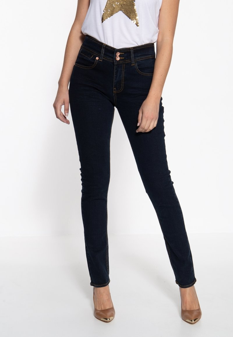 Amor, Trust & Truth - Slim fit jeans - dunkelblau