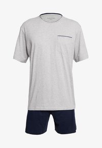 Seidensticker - SCHLAFANZUG  - Pyjamas - grey - 5