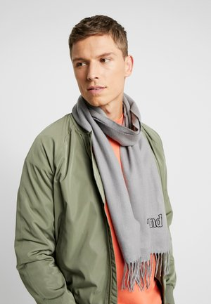 Schal - light grey heather