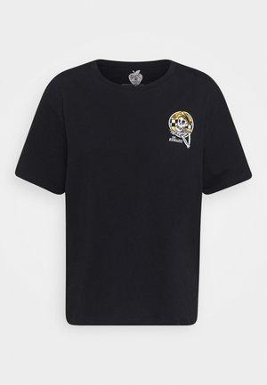 TAXI - Print T-shirt - black