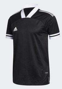 adidas Performance - CONDIVO 20 JERSEY - Print T-shirt - black - 8