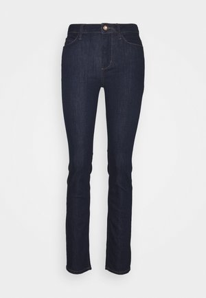 KATE - Slim fit jeans - clean rinsed blue denim