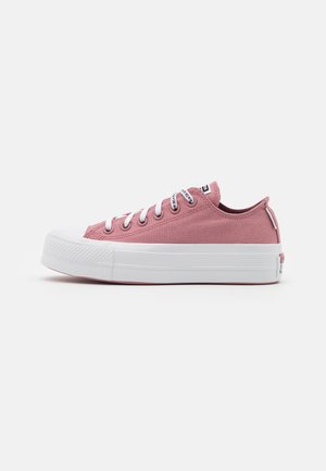 CHUCK TAYLOR ALL STAR LIFT - Trainers - dusty rose/white/black