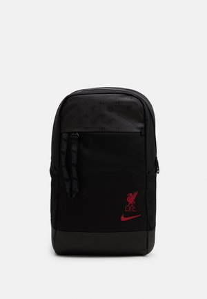 LIVERPOOL FC NK BKPK - FA20 - Plecak - black/gym red/gym red