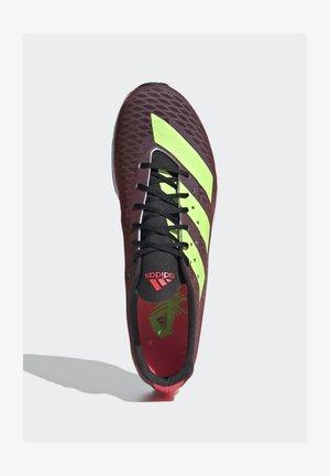 ADIZERO XC SPRINT SHOES - Neutral running shoes - black