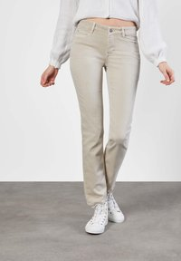 MAC Jeans - Straight leg jeans - smoothly beige - 0