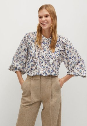 DALSY - Button-down blouse - crudo