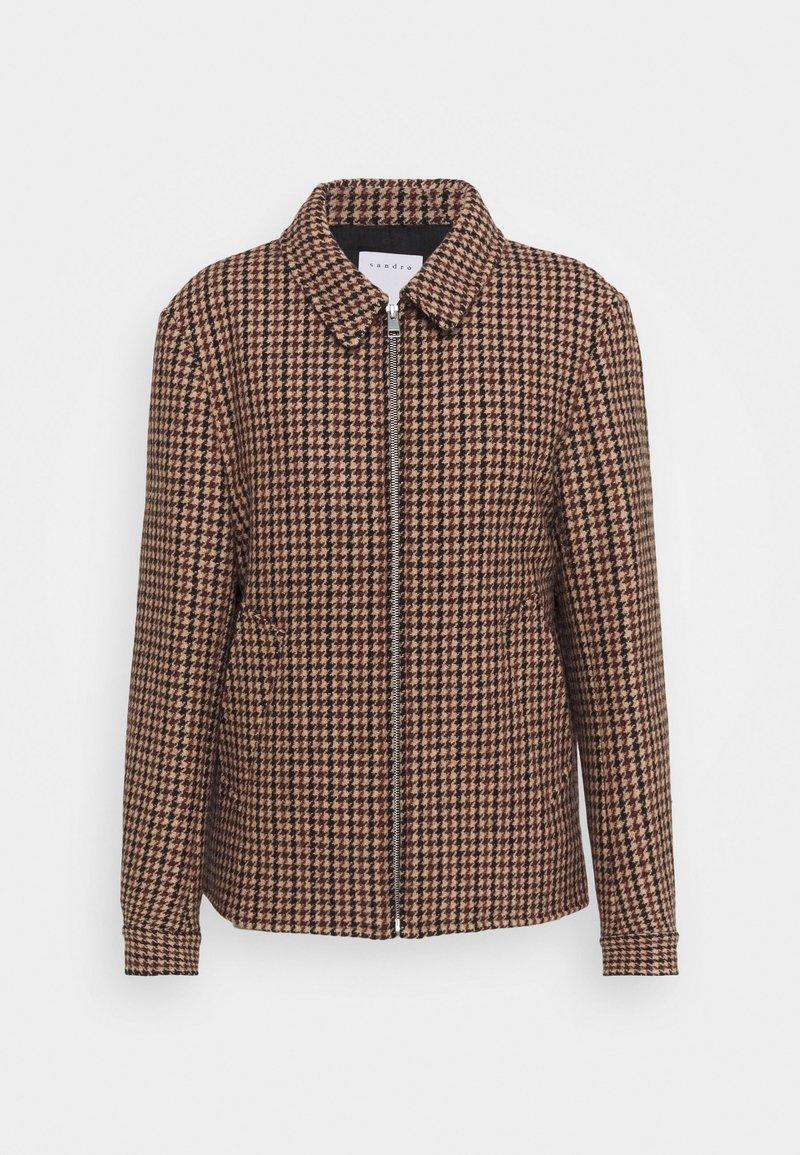 sandro - CAMILLE  - Summer jacket - beige