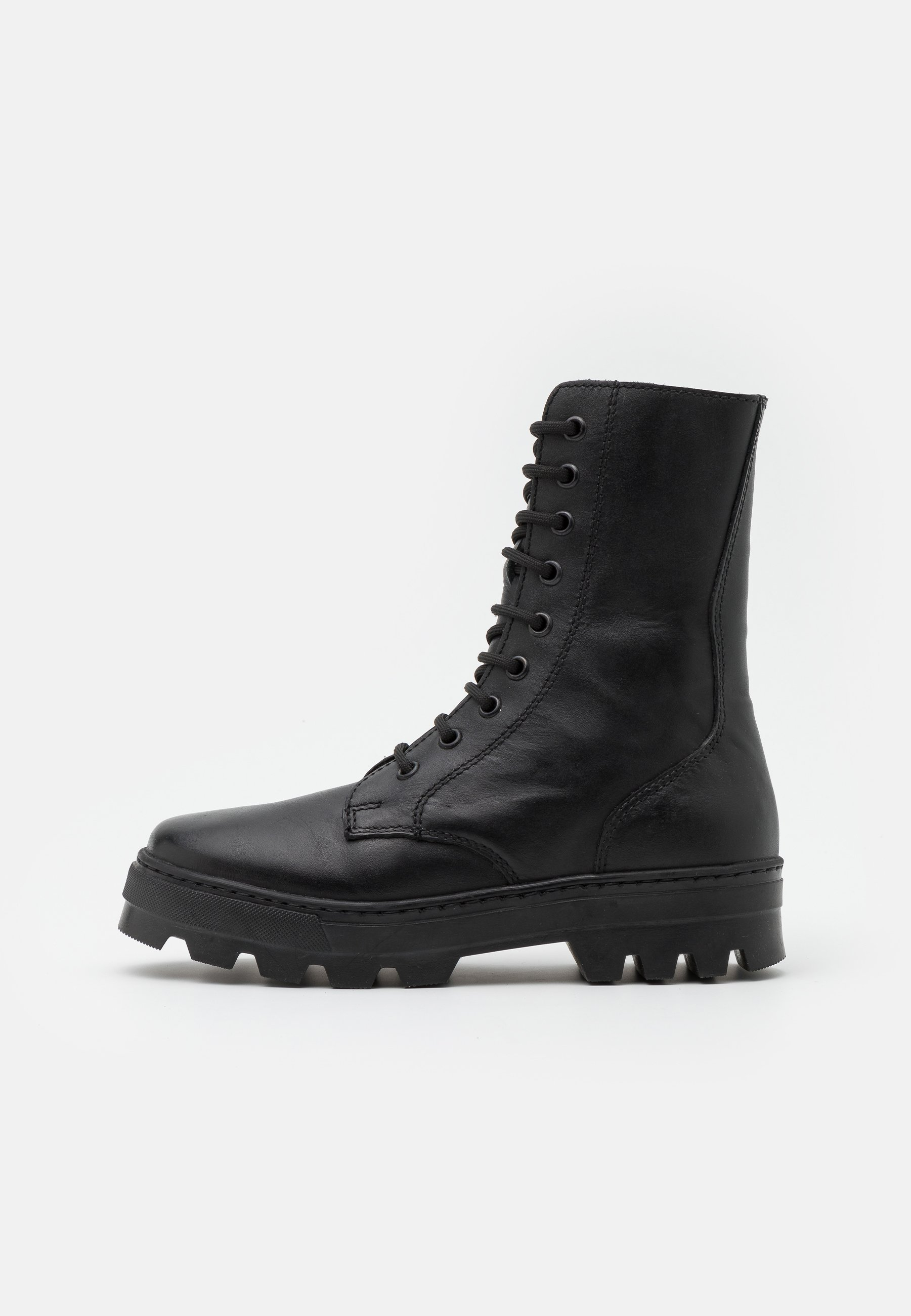 Men KEFF HIGH UNISEX - Lace-up ankle boots