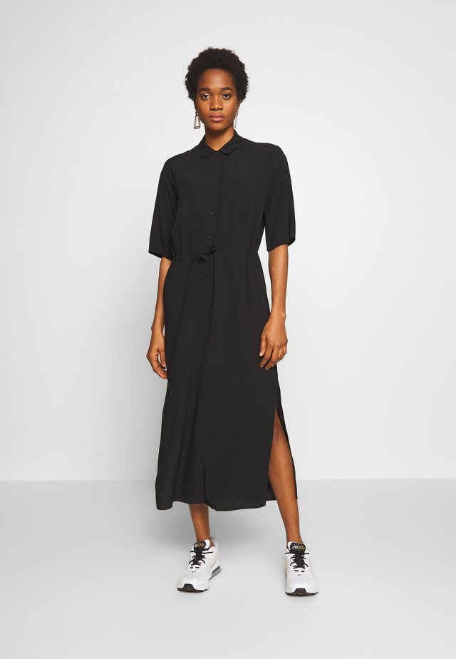 HESTER DRESS - Vestito estivo - black