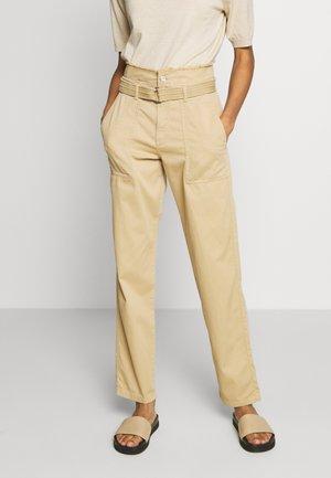 EPAGNY - Pantaloni - mastic