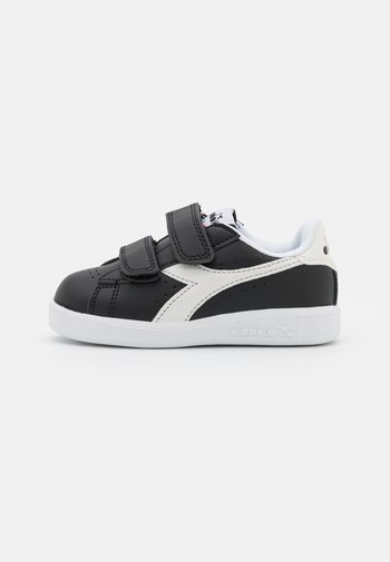 GAME GIRL - Sports shoes - black /white