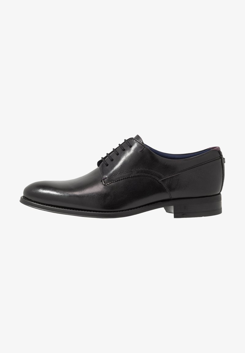 Ted Baker - VATTAL - Elegantní šněrovací boty - black