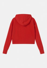 Nike Sportswear - AIR CROP HOODIE  - Sweat à capuche - university red/black - 1