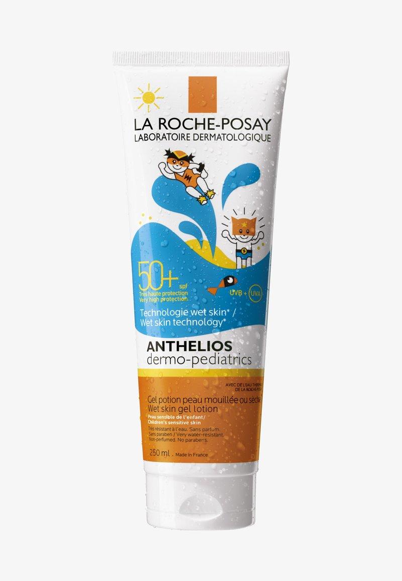 La Roche-Posay - ANTHELIOS DERMO-KIDS WET SKIN GEL - Sun protection - -