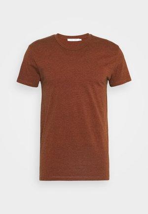 KRONOS STRIPE - T-shirt med print - umber