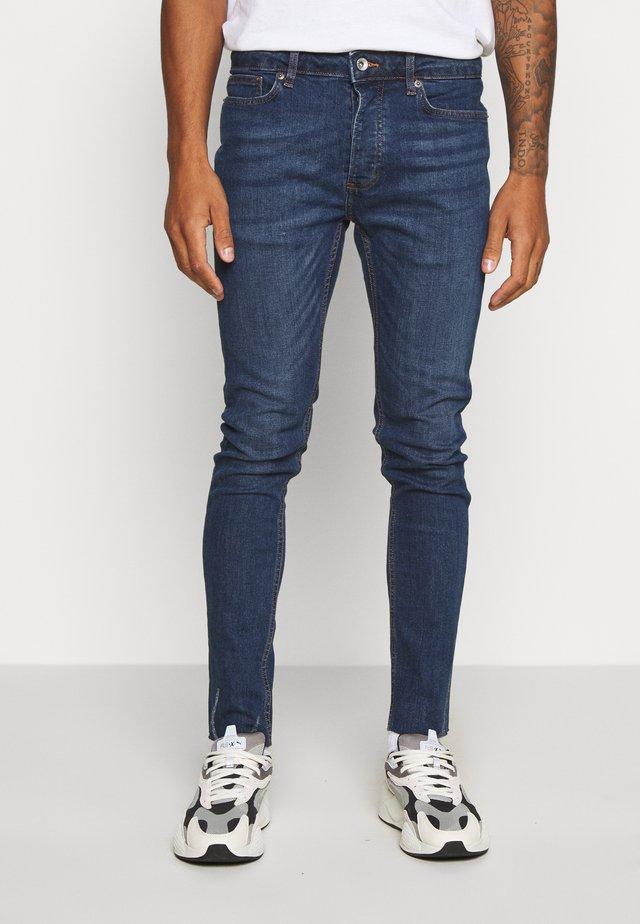 TONY RIP - Jeans Skinny Fit - dark blue