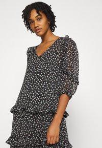 JDY - JDYPENELOPE DRESS - Maxi dress - black/grey - 3