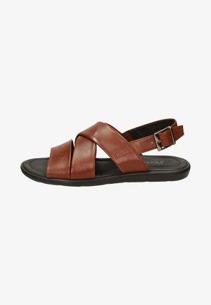 MIRTAS - Sandales - brown