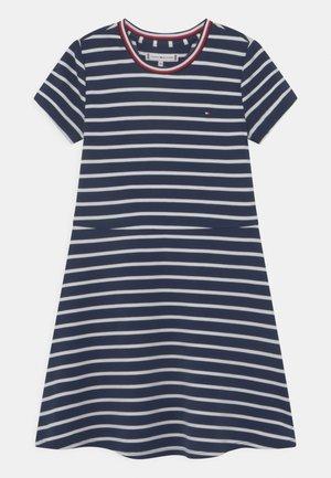 SKATER  - Jersey dress - twilight navy