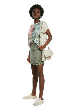 CARLINA MIAMI - Across body bag - beige