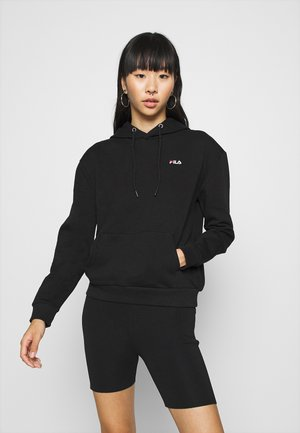 EBBA HOODY - Sweat à capuche - black