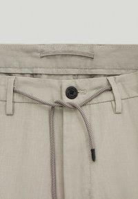 Massimo Dutti - Trousers - light grey - 3