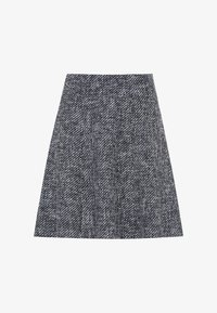 HALLHUBER - A-line skirt - black - 3